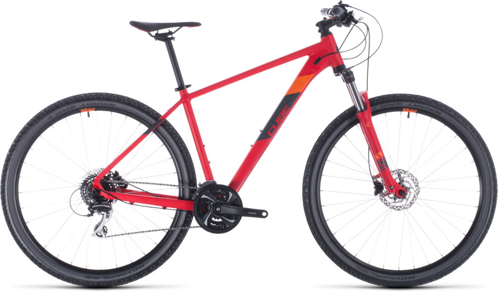 CUBE「Aim Race 27.5 Hardtail Mountain Bike (2020) 」